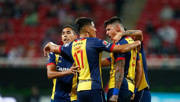 Atlético San Luis empató 1-1 ante  Querétaro por Liga MX 2021. (Foto: Getty Images)