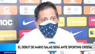 Alianza Lima: El debut en la Liga 1 de Mario Salas se pospone tras cancelación del partido