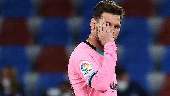 Messi jugará con Argentina los cuartos de final de la Copa América frente a Ecuador. (Foto: AFP)