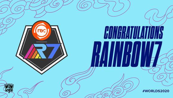 League of Legends: ¡Rainbow7 al Mundial! Remonta en la Gran Final de la LLA contra All Knights. (Foto: Riot Games)