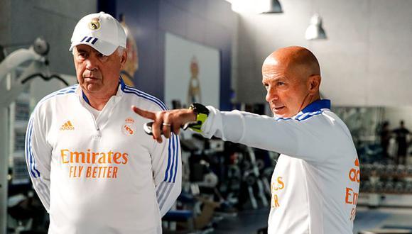 Real Madrid no gana LaLiga Santander desde el 2020. (Getty)