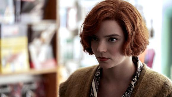 """Gambito de Dama"" es la serie de Netflix protagonizada por Anya Taylor Joy, (Foto: Netflix)"