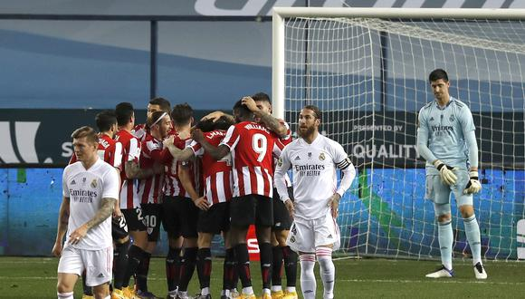 Real Madrid vs. Athletic Bilbao por la semifinal de la Supercopa de España. (Foto: Reuters)