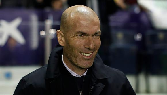 Zinedine Zidane ganó tres Champions League con el Real Madrid. (Getty)