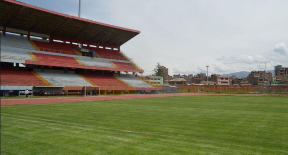 Todo va quedando listo para el encuentro entre Sporting Cristal y Sport Huancayo. (Foto: Liga 1)