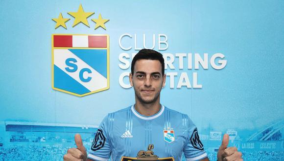 El último club de Alejandro Duarte fue Sportivo Luqueño de Paraguay (Foto: Sporting Cristal)