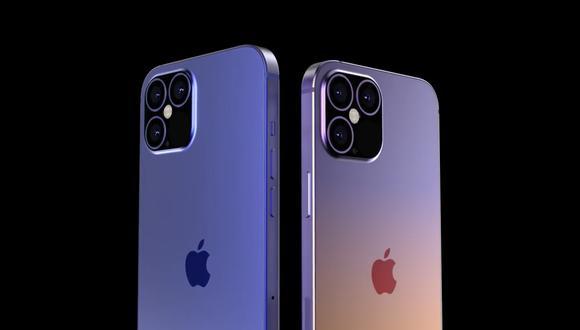 conoces las características del nuevo iPhone 12 de la marca de Apple.