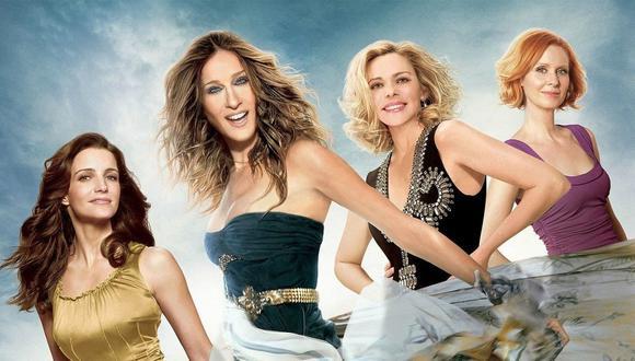"""""""Sex and the city"""": La franquicia iba a tener una tercera película pero quedó cancelada por problemas entre las actrices. (Foto: Cortesía HBO)."""