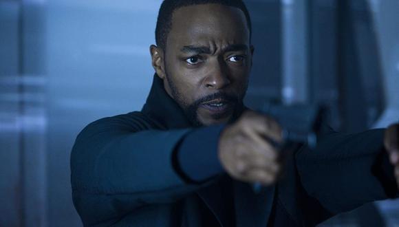 "Marvel: Anthony Mackie comparte su nuevo traje de ""The Falcon and Winter Soldier"" (Foto: Netflix)"