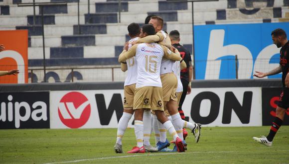 Cusco FC arrancó con el pie derecho su participación en la Fase 2. (Foto: Liga 1).