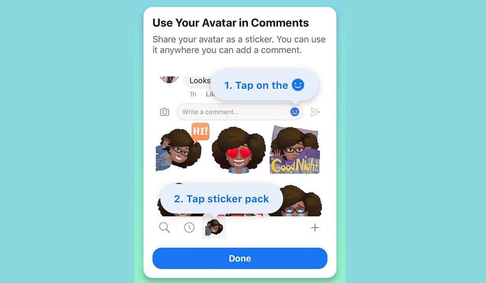 Para empezar deberás ingresar a Facebook y desde allí comentar cualquier publicación y pulsar sobre el emoji. (Foto: Facebook)
