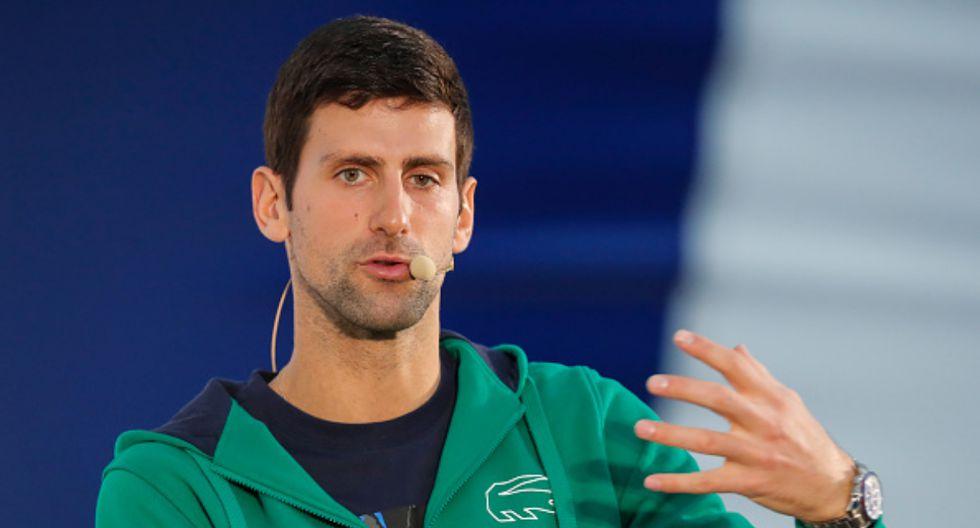 Novak Djokovic es el actual número uno del mundo. (Foto: Getty Images)