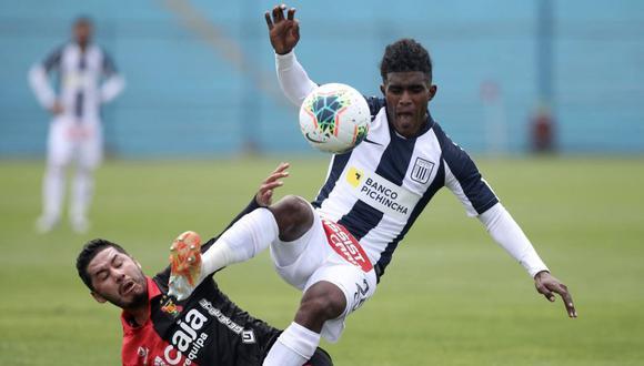 Oslimg Mora jugará con Alianza Lima esta temporada la Liga 2. (Foto: Liga 1)