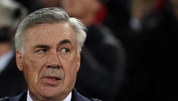 Carlo Ancelotti es entrenador de Everton desde la temporada 2019. (Foto: Agencias)