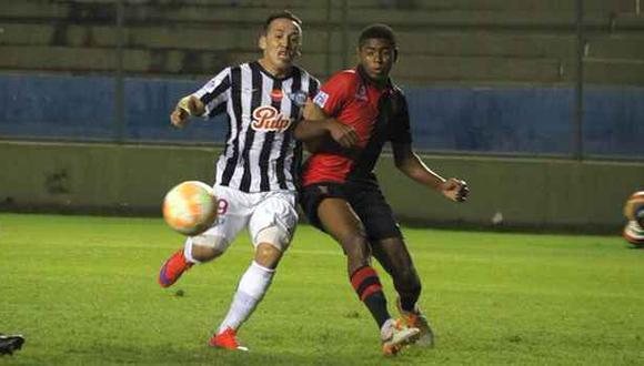 Melgar cayó ante Libertad y complicó sus chances en la Copa Libertadores Sub 20. (Difusión)