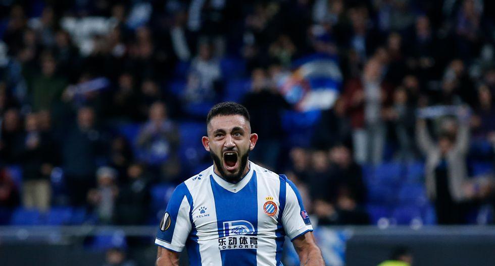 Matías Vargas / Espanyol (Foto: AFP)