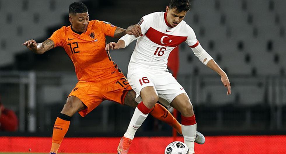 Países Bajos vs. Turquía, resumen: ver goles, incidencias y mejores jugadas del partido por Eliminatorias a Qatar 2022 aquí   Perú   México   Estados Unidos   España   FUTBOL-INTERNACIONAL   DEPOR