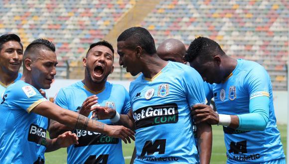 El próximo partido de Binacional es frente a Sporting Cristal (Foto: LIGA 1)