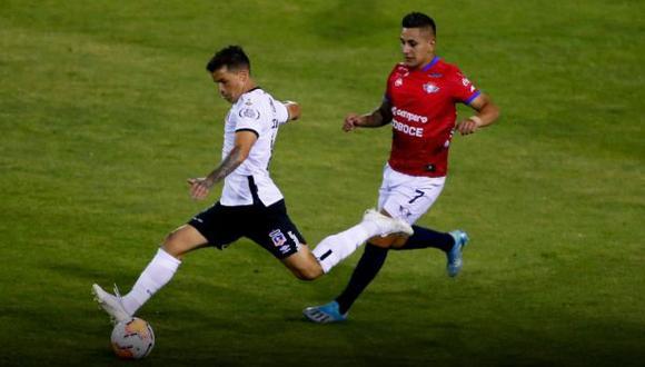 Colo Colo perdió ante Wilstermann por Copa Libertadores