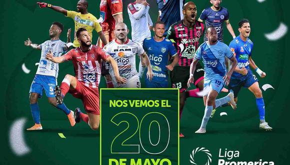 El campeonato de Costa Rica volverá la próxima semana. (Foto: @UnafutOficial)