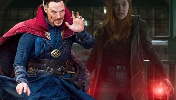 Marvel: 'Doctor Strange' aparecerá en los capítulos finales de la serie 'WandaVision'