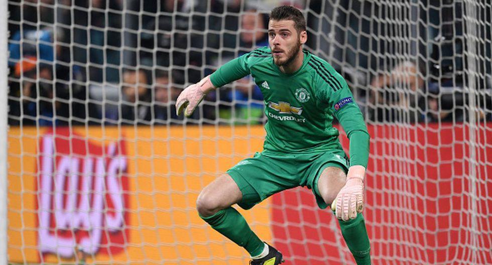 Jugador: De Gea  / Club Actual: Manchester United. (Getty)