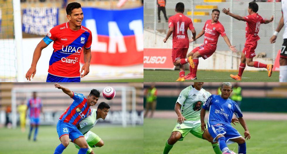 Cuadrangular final 2019: cuatro equipos lucharán por ascender a Primera División.