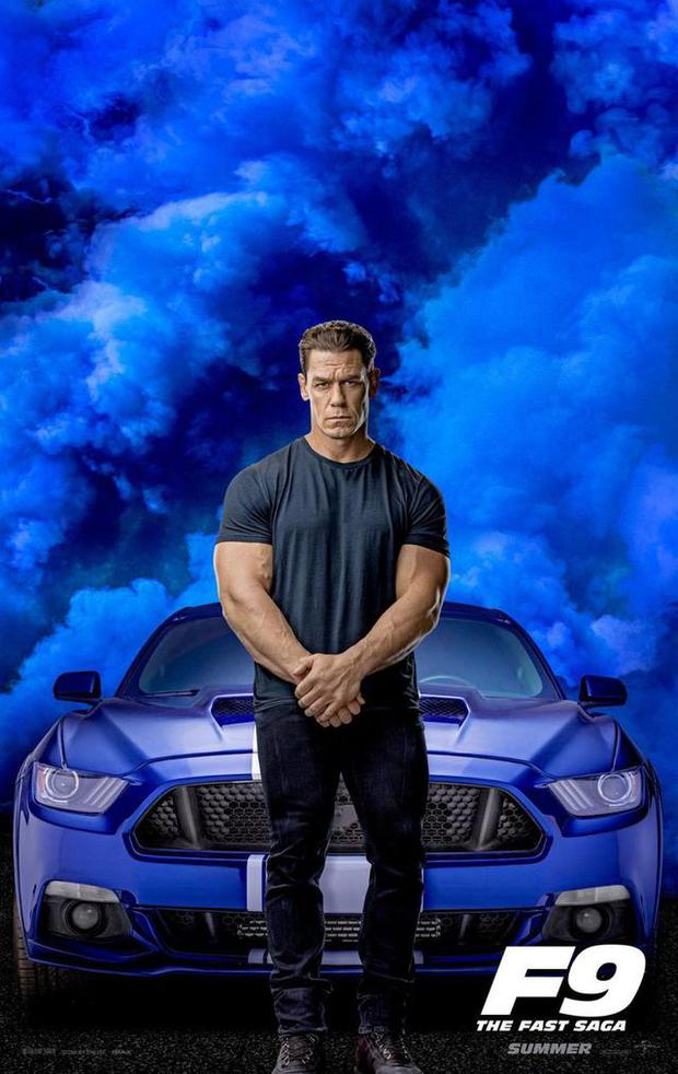 Vin Diesel explained why Jhon Cena was the perfect actor for the role of Jakob (Photo: Universal Pictures)