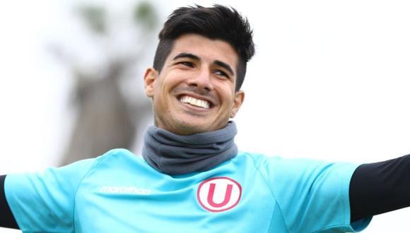 Alfageme dejaría Universitario tras ser ofrecido a Sporting Cristal. (Foto: Prensa 'U')