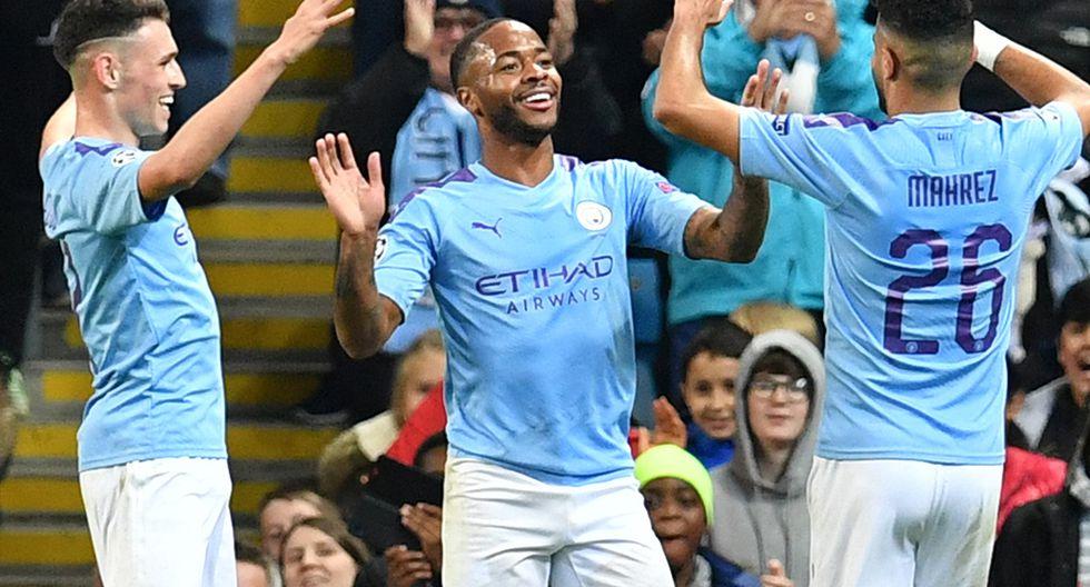8. Raheem Sterling - Manchester City - 24 goles (AFP)