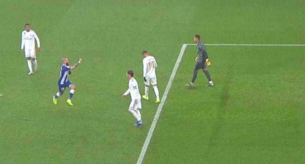 Real Madrid se metió a la punta de LaLiga tras ganarle al Alavés. (Foto: Movistar LaLiga)