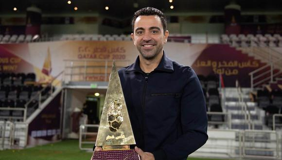 Xavi Hernández se quedará en Al Sadd hasta el 2023. (Foto: @AlsaddSC)