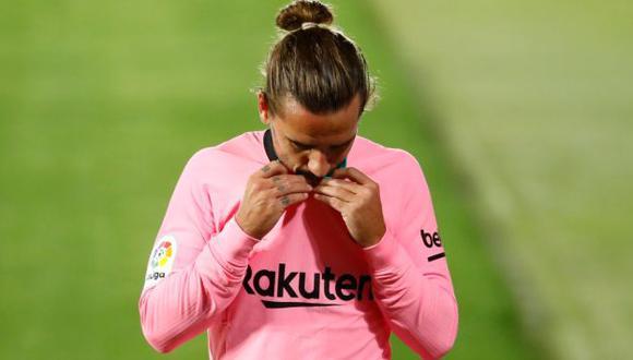 Barcelona perdió ante Getafe en duelo por LaLiga Santander 2020
