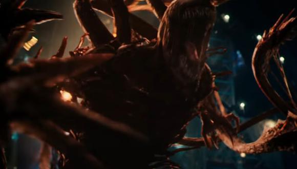 Marvel: Venom 2 revela escena de la transformación de Carnage (Foto: Sony Pictures)