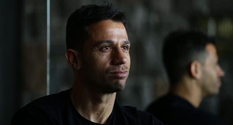 Diego Guastavino juega en Liverpool de Uruguay. (Fotos: Jesús Saucedo)