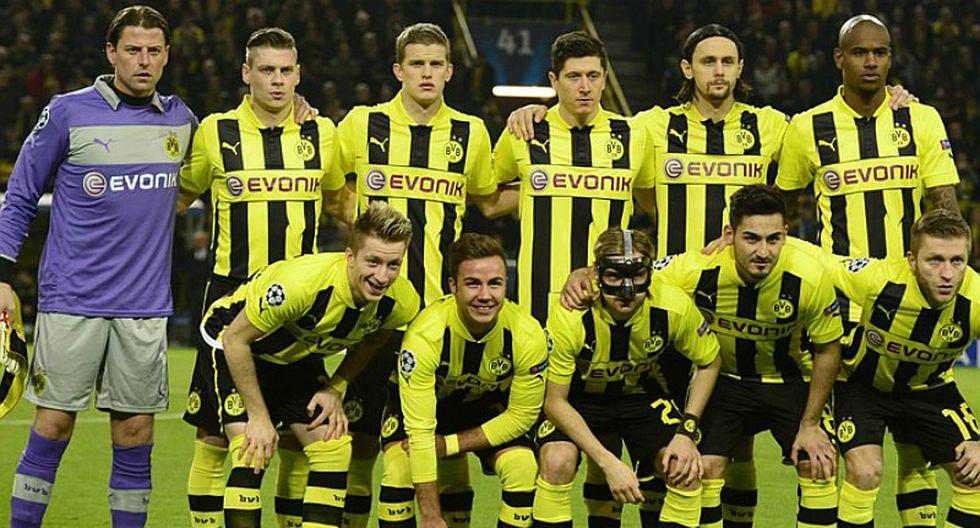 AC Milan pretende fichar al último sobreviviente del Dortmund de Klopp