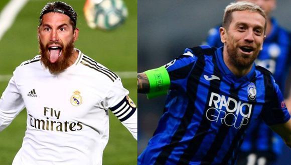 Real Madrid vs. Atalanta por los octavos de final de la Champions League. (Foto: Agencias)