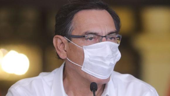Martín Vizcarra, hoy : LO ÚLTIMO del mensaje presidencial