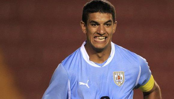 Diego Polenta milita en Nacional de Uruguay. (Foto: Twitter)
