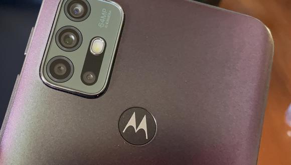Conoce todas las características del Moto G30 de Motorola. (Foto: Depor)