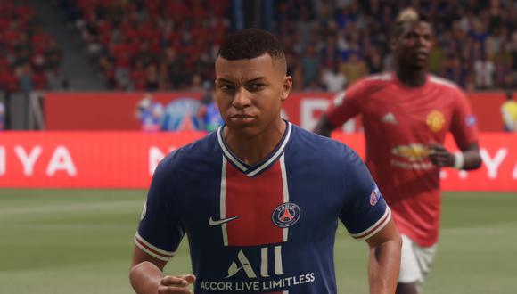 FIFA 21: todos los cambios al 'modo carrera' y 'Ultimate Team' en el último parche. (Captura de pantalla)