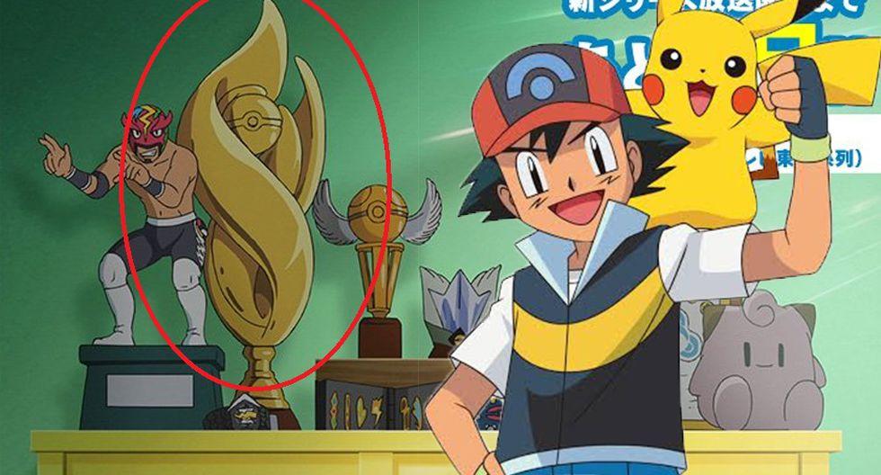 Pokémon: ¡no era una ilusión! Ash sí gano la Liga Pokémon y guarda el trofeo en casa. (Foto: TV Tokyo)