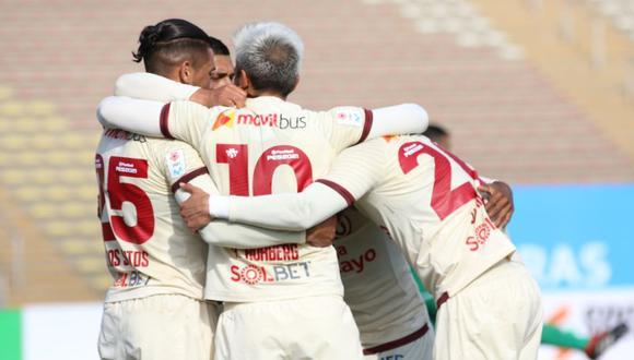 Universitario vs. Atlético Grau en San Marcos (Foto: Liga 1)