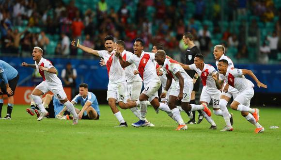 En el 2019, la Selección Peruana jugó la final de la Copa América en Brasil (Foto: Daniel Apuy / GEC)