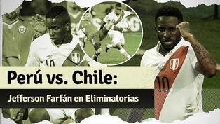 Así le fue a la selección peruana con Jefferson Farfán en partidos de Eliminatorias