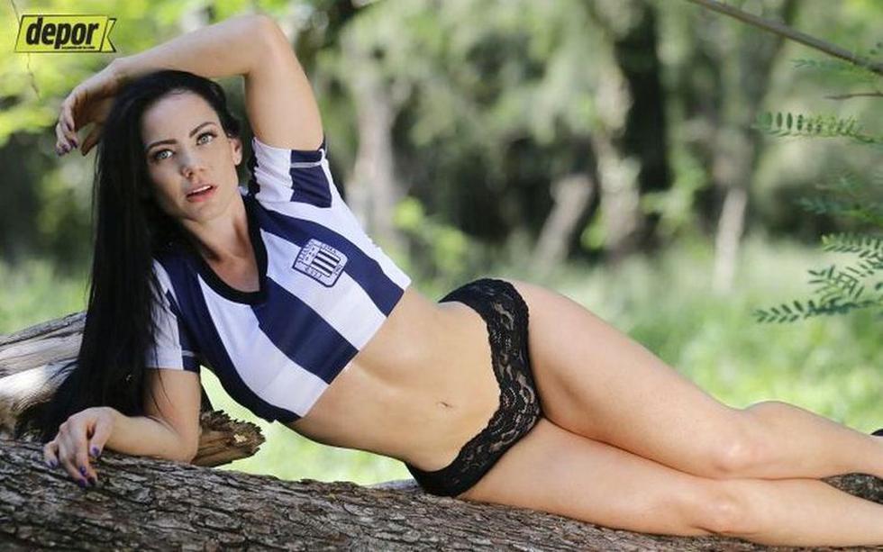 Súper Diosa Depor: Pamela Rodríguez, suspira por el título grone [FOTOS y VIDEO]
