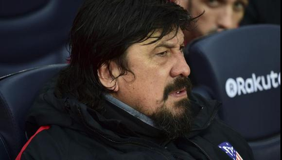El 'Mono' Burgos es vinculados a varios clubes de España . (Foto: AFP).