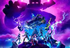 Fortnite: fecha y hora oficial de la llegada de Galactus