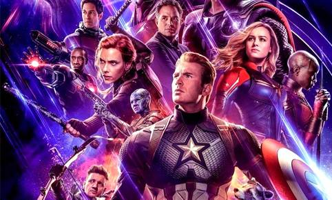 """""""Avengers: Endgame"""" es la única película más taquillera de la historia que no ha ganado un Oscar (Marvel)"""