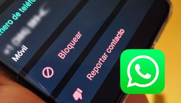 ¿Sabes por qué no debes usar el botón de reportar de WhatsApp? Esto debes saber. (Foto: WhatsApp)